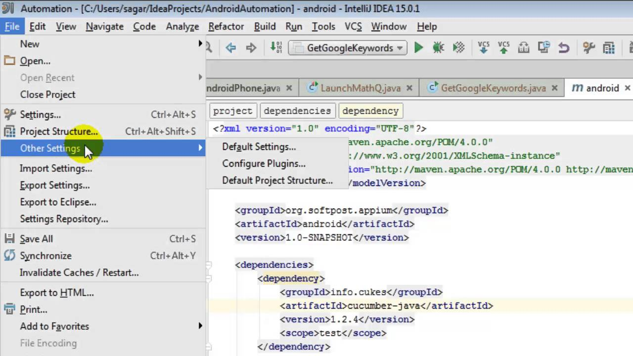 How to add jar to classpath in intellij IDEA