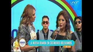 VIDEO: ME GUSTAS TAL COMO ERES (Cocineros bolivianos) - LA NUEVA RUMBA EN VIVO