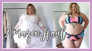Plus Size Clothing From Amazon | Review and Haul