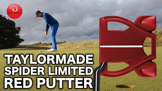 TaylorMade Spider Limited Red Putter Review