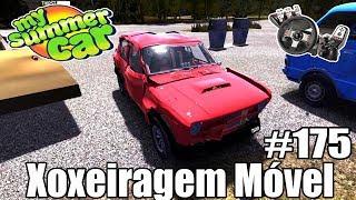 My Summer Car - O CARRO TA XOXO, MAS EU FUI PRO RALLY MESMO ASSIM! #175 ‹ Getaway Driver ›