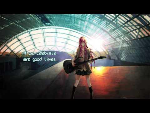 【Nightcore】→ Rockefeller Street || Lyrics
