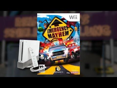 Gameplay : Emergency Mayhem [WII]