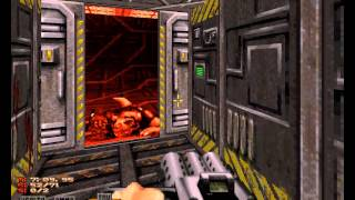 Duke Nukem 3D - Episode 2 - Lunar Apocalypse - Level 3 - Warp Factor