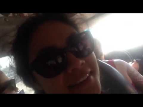 Alla Spina road trip to Las Vegas 2015