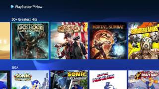 PlayStation Now Review - March 2017