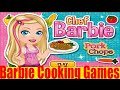 Barbie Cooking Games For Girls To Play Online Now By DreamWorks Children Games