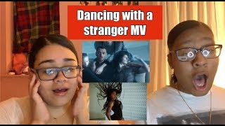 Sam Smith, Normani - Dancing With A Stranger Music Video REACTION