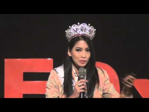 Why we talk to strangers | Anindya Kusuma Putri | TEDxUniversitasBrawijaya