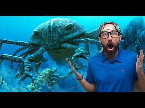 Top 10 τεράστια τρομακτικά προϊστορικά τέρατα | Τι υπήρχε πριν τους δεινόσαυρους?