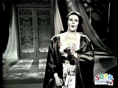 "Joan Sutherland ""Ardon Gl'incensi"" on The Ed Sullivan Show"