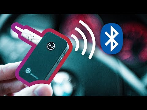 How to Add Bluetooth Audio to almost ANY Car for $15