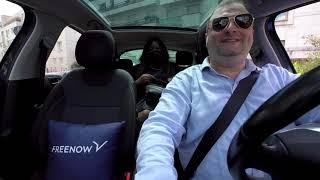 Mon chauffeur préféré FREENOW - épisode 1