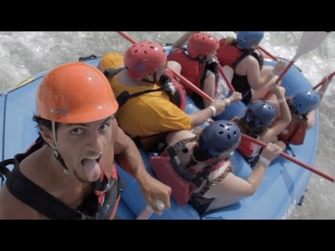 USNWC Whitewater Rafting: Bouncing Dubs