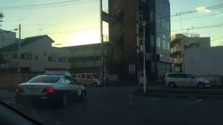 岡崎警察 パトカー 緊急走行