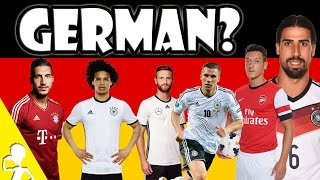 Is The German Team Really German? | EURO 2016 | Get Germanized