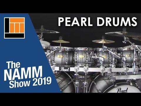 L&M @ NAMM 2019: Pearl Drums Mp3