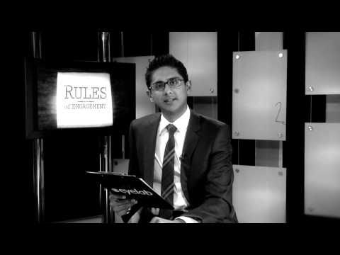 Rules of Engagement  You Ask, They Tell: Adhir Kalyan  Part 1