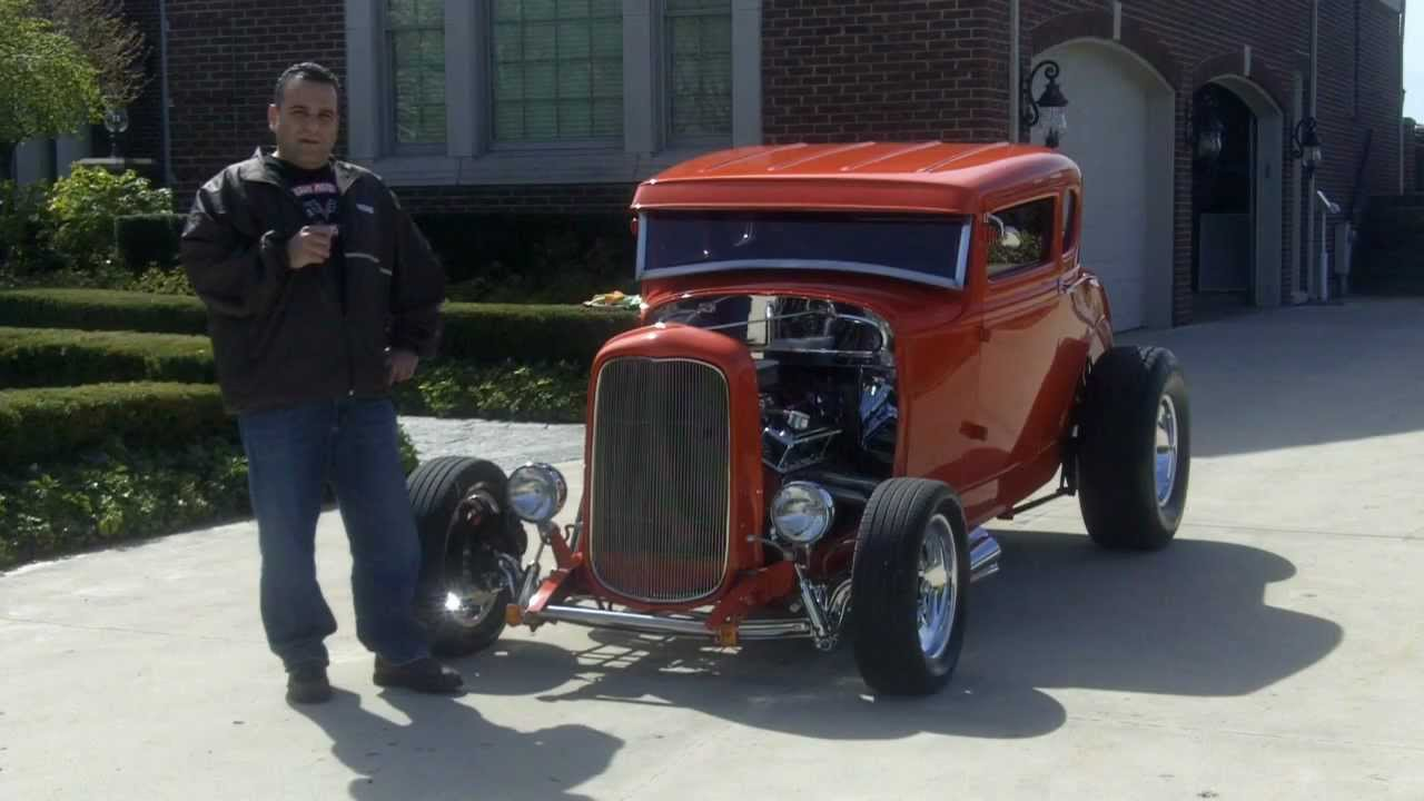 1930 Ford Steel Body Street Rod Classic Muscle Car for Sale in MI ...