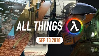 Скачать Half Life Unreal Remake Released Half Life Fan AR And More All Things Lambda Sep 13 2018
