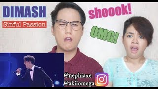 Singers React to Dimash Sochi Peformance: Грешная Страсть(Sinful Passion) | REACTION