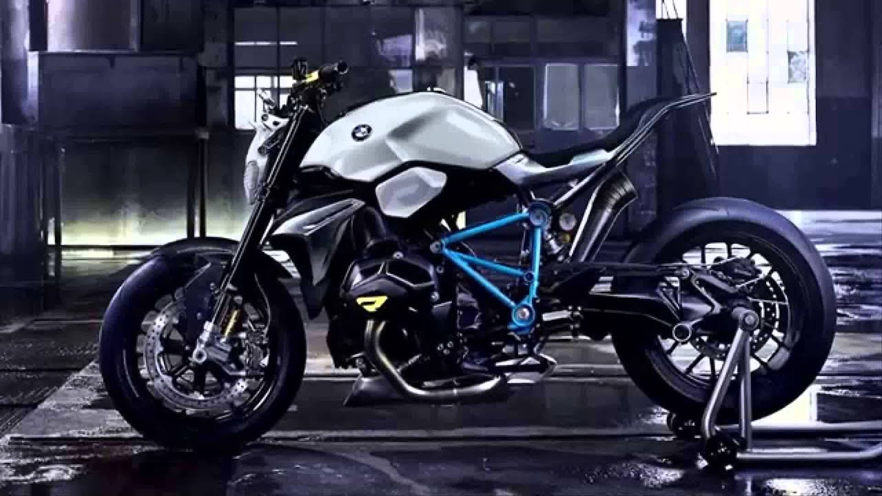 Bmw Motorrad Concept Roadster 2015 Model 170 Cc Youtube