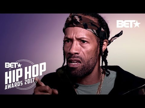 Редман о фристайле Эминема на канале «BET» | Redman Reacts To Eminem's Freestyle (на русском языке)