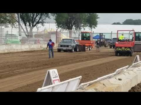 Blue Smoothie Express Dodge County Fair 2017