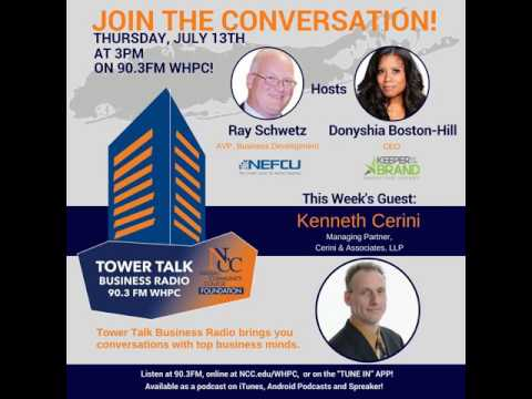 Tower Talk Business Radio: K. Cerini (Cerini & Associates)