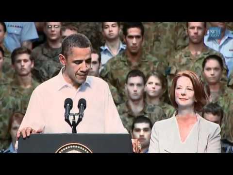 Barack Obama sings Hey I just met you (EPIC)