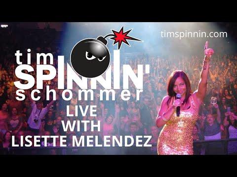 Live with Lisette Melendez