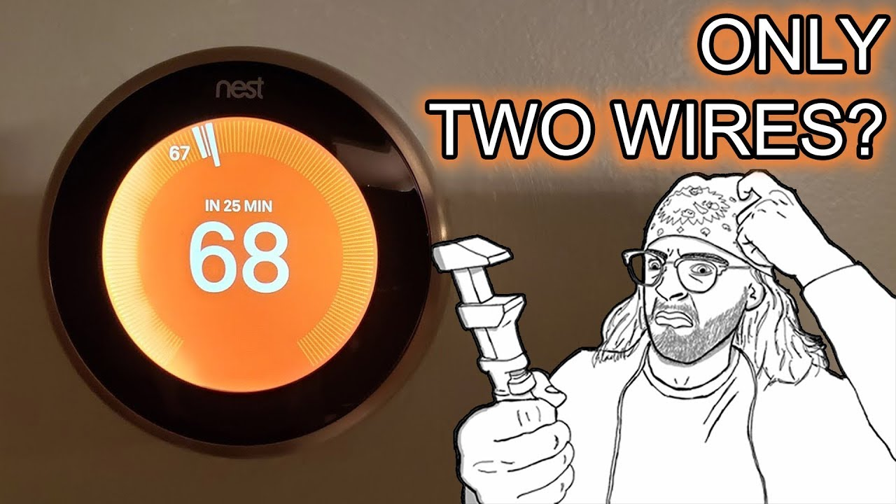 Nest Thermostat Wiring Diagram 5 Wires
