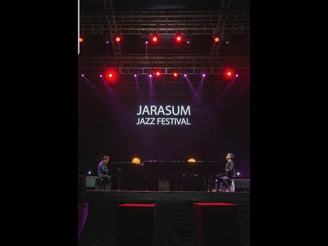 The 16th Jaraum Jazz Festival 'Jarasum Beyond' rehearsal sketch