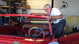 1958 & 1959 & 1960 Lincoln Windshield HOW to Do it!
