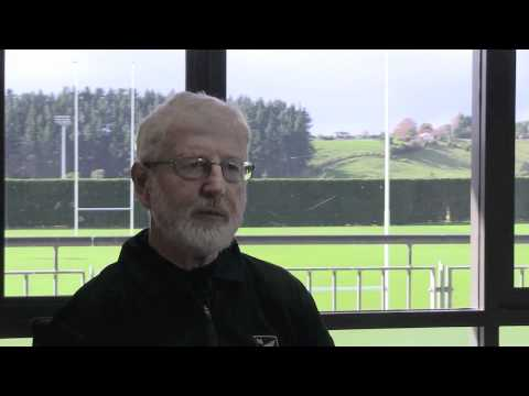 Professor Gary Hermansson — sport psychologist