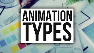 Les 5 Types d'Animation