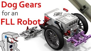 "How ""Dog Gears"" Can Score You More Points in FLL!"