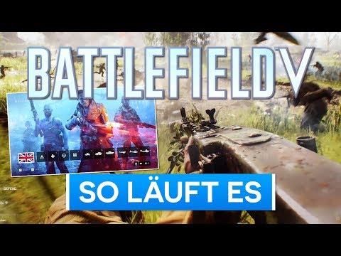 Battlefield V: Movement im Detail - Neue Mechaniken (Battlefield 5 Info)