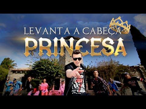 LEVANTA A CABEÇA PRINCESA - GABRIEL VALIM (Video Clipe Oficial)