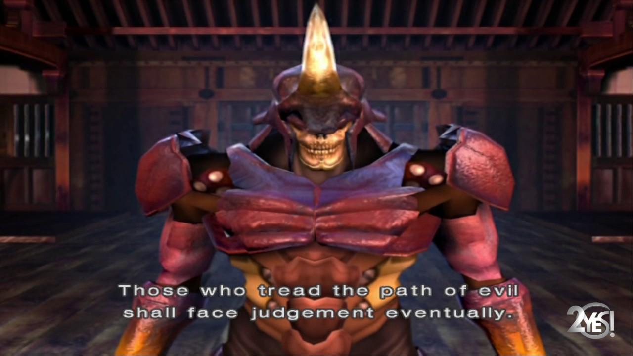 Tekken 4 Yoshimitsu Story Ending 1080p 60fps Youtube