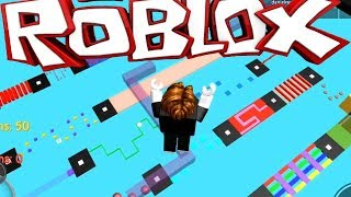 ROBLOX - Mega Fun Obby [Niveau 200] - gameplay iOS