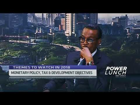 Experts discuss Nigeria's monetary policy and tax issues