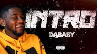 DaBaby - Intro (Offical Audio) 🔥 REACTION
