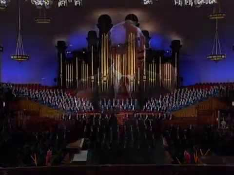 ''A Mighty Fortress Is Our God'' - Mormon Youth Chorus
