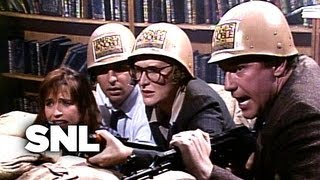 Book War Cold Opening - Saturday Night Live
