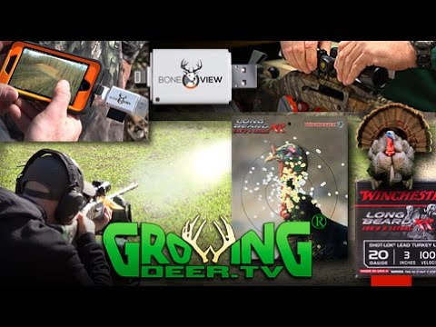 Better Turkey Hunting  | New Tools For Patterning Guns And Gobblers (#383) @GrowingDeer.tv