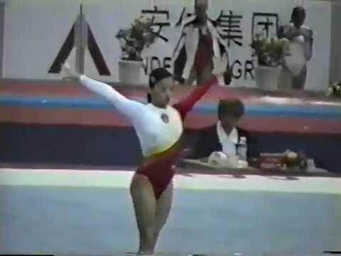 1999 World Gymnastics Championships - Women's Qualifying, Part 3 (HV)