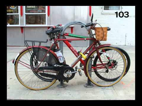 LIFECYCLE: 365 days in the life of a bike in NYC