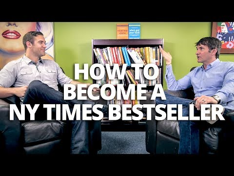 Keith Ferrazzi on How to become a #1 New York Times Best Selling Author