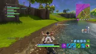 JUMP PAD FLY GLITCH FORTNITE